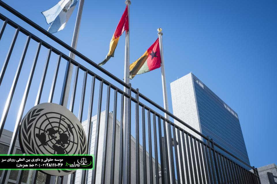 کمیسیون بین المللی حقوق تجارت - دکتر افشین قاسمی